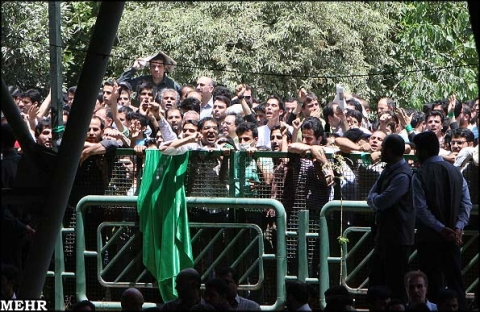 محمدی دوست,پژوهشگر شهر,نماز جمعه هاشمی,26 تیر 88